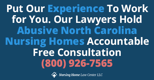 North Carolina Nursing Home Negligence Lawyer