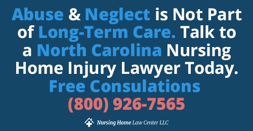 Nursing Home Abuse Attorneys North Carolina