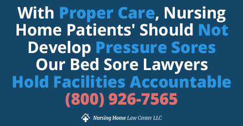 Nursing Home Bed Sore law firm