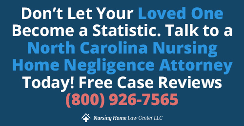 Nursing Home Negligence Attorney North Carolina