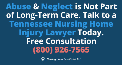 Tennessee Nursing Home Injury Lawyers
