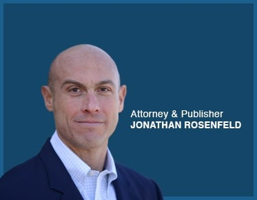 Attorney & Publisher Jonathan Rosenfeld