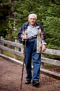 Alzheimer's Patient Wanders