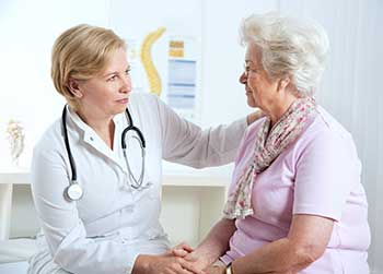 Undisclosed Complications With Nursing Home Patients