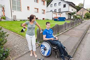 Disabled Children In Nursing Home