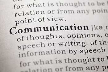 Communication in Short-Term Nursing Home Admissions