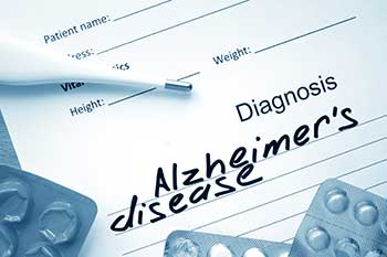 Alzheimer's Patients Death