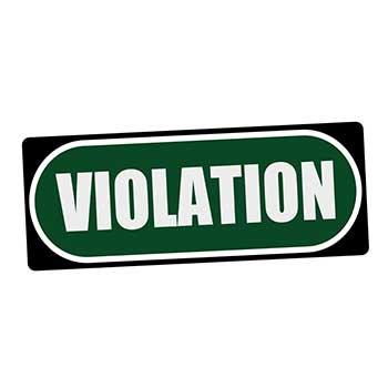 Nursing Home Most Common Violations