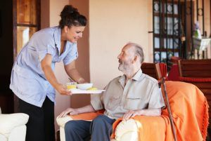 Home based care will become more popular