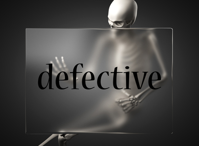 Image result for Defective Device: