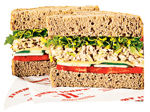 Resident Choked To Death On Tuna Sandwich