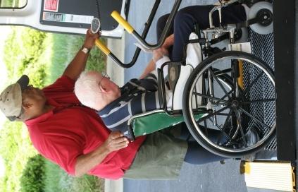 wheelchairvan
