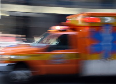 Ambulance Stolen From Chicago Nursing Home