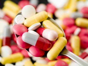 Errors in dispensing medication