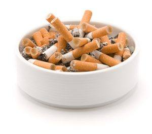 Accidents with Cigarettes