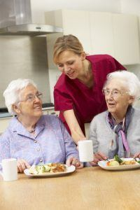 Dangerous Meals in Nursing Homes