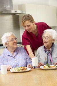 Dangerous Meals in Nursing Homes