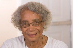 Delware elderly woman in nursing home