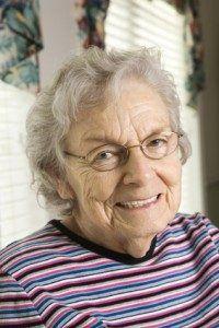 Elderly Woman Indiana