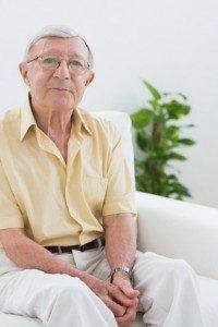 Elderly Man Iowa