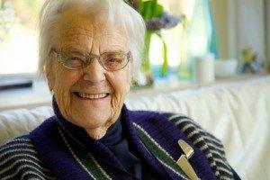 Elderly woman New Jersey nursing home