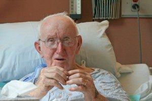 Elderly Man in Tennessee Nursing Home