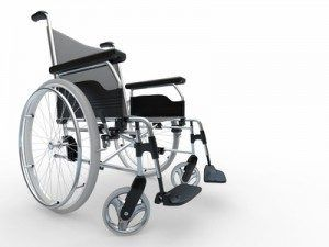 Wheelchairs and accidents