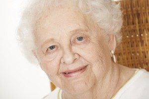 Elderly Woman Connecticut
