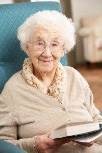 South Dakota Elderly Woman in Nursing Home
