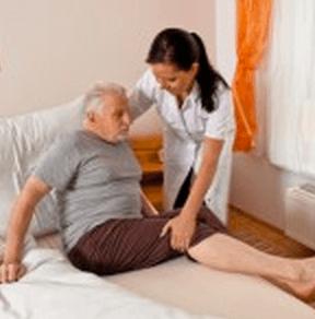 Steps for Caregivers to follow for Nursing Home Care