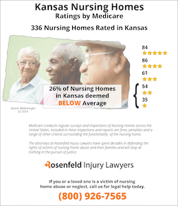 Kansas Nursing Homes Ratings